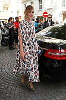 CLOTILDE COURAU - Show Valentino - Paris Fashion Week Haute Couture 2017/2018 - 05/07/2017 - FRANCE