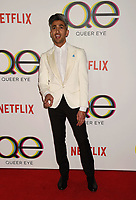 WEST HOLLYWOOD, CA - FEBRUARY 07: Tan France attends the premiere of Netflix's 'Queer Eye' Season 1 at Pacific Design Center on February 7, 2018 in West Hollywood, California.<br /> CAP/ROT/TM<br /> &copy;TM/ROT/Capital Pictures