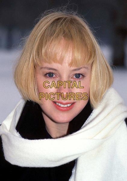 SALLY WHITTAKER.Ref: 976 .fringe, headshot, portrait.www.capitalpictures.com.sales@capitalpictures.com.© Capital Pictures