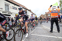 Pix: Shaun Flannery/SWpix.com<br /> <br /> 2nd May 2015<br /> 2015 Tour de Yorkshire<br /> Day 2 - Selby to York.<br /> Market Weighton
