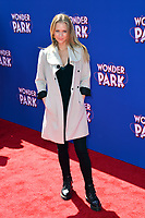 """LOS ANGELES, CA. March 10, 2019: A.J. Cook at the premiere of """"Wonder Park"""" at the Regency Village Theatre.<br /> Picture: Paul Smith/Featureflash"""
