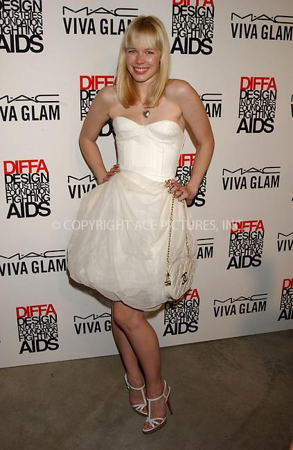 WWW.ACEPIXS.COM . . . . . ....June 13, 2006, New York City....Erin Featherstone attends the Viva Glam Casino to benefit DIFFA. ......Please byline: KRISTIN CALLAHAN - ACEPIXS.COM.. . . . . . ..Ace Pictures, Inc:  ..(212) 243-8787 or (646) 769 0430..e-mail: info@acepixs.com..web: http://www.acepixs.com