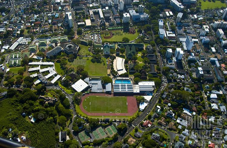 Punahou School, Honolulu, Oahu