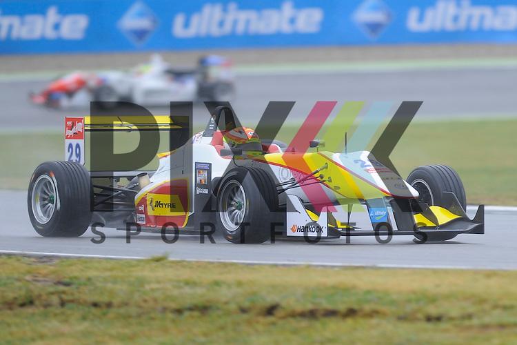 # 29 Arjun Maini / IND vom Van Amersfoort Racing  bei der FIA Formula F 3 auf dem Hockenheimring.<br /> <br /> Foto &copy; P-I-X.org *** Foto ist honorarpflichtig! *** Auf Anfrage in hoeherer Qualitaet/Aufloesung. Belegexemplar erbeten. Veroeffentlichung ausschliesslich fuer journalistisch-publizistische Zwecke. For editorial use only.