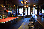 American West. Oldest Thirst Parlor bar room. Genoa, Nevada. Nevada's oldest Saloon.