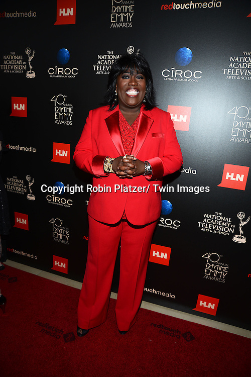 Sheryl Underwood attends The 40th Annual Daytime Emmy Awards on<br />  June 16, 2013 at the Beverly Hilton Hotel in Beverly Hills, California.