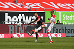 Duesseldorfs Valon Berisha #10<br /><br />1. Fussball Bundesliga 33. Spieltag - Fortuna Duesseldorf vs. FC Augsburg 20.06.2020<br /><br />(Foto: Sebastian Sendlak / wave.inc/POOL/ via Meuter/Nordphoto)<br /><br />DFL regulations prohibit any use of photographs as image sequences and/or quasi-videos.<br /><br />EDITORIAL USE ONLY<br /><br />National and international News-Agencys OUT.