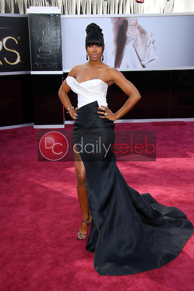 Kelly Rowland<br /> at the 85th Annual Academy Awards Arrivals, Dolby Theater, Hollywood, CA 02-24-13<br /> David Edwards/DailyCeleb.com 818-249-4998