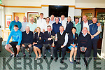 Members of the Tralee Golf Club who won awards at the Captains golf competition, at the Tralee Golf Club on Sunday.