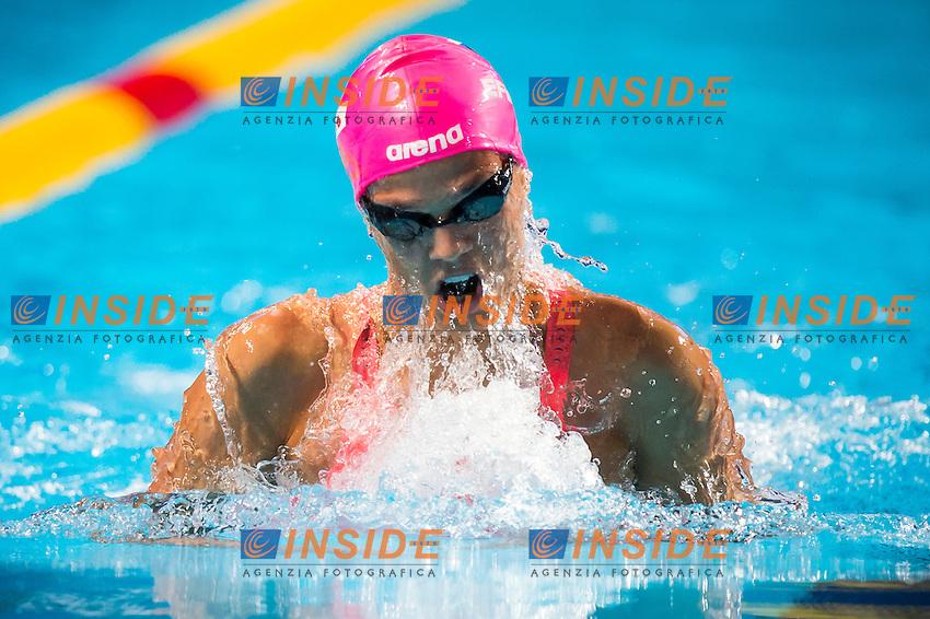 EFIMOVA Yuliya RUS gold medal<br /> Swimming - Women's 100m breastroke final<br /> Day 12 04/08/2015<br /> XVI FINA World Championships Aquatics Swimming<br /> Kazan Tatarstan RUS July 24 - Aug. 9 2015 <br /> Photo Giorgio Perottino/Deepbluemedia/Insidefoto