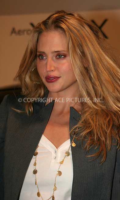 "WWW.ACEPIXS.COM . . . . .  ....NEW YORK, APRIL 10, 2006....Estella Warren at SAAB's Introduction to their new concept vehicle the ""Aero X"" and announces their philanthropic partnership with Angel Flight America.....Please byline: NANCY RIVERA- ACEPIXS.COM.... *** ***..Ace Pictures, Inc:  ..Craig Ashby (212) 243-8787..e-mail: picturedesk@acepixs.com..web: http://www.acepixs.com"