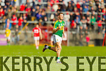 Paul O'Donoghue Kerry in action against  Cork in the National Football League at Pairc Ui Rinn, Cork on Sunday.