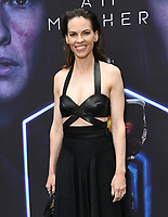 "06 June 2019 - Hollywood, California - Hilary Swank. Netflix's ""I Am Mother"" Los Angeles Special Screening held at Arclight Hollywood .    <br /> CAP/ADM/BT<br /> ©BT/ADM/Capital Pictures"