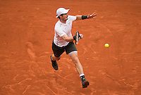 ANDY MURRAY (GBR)<br /> <br /> TENNIS - FRENCH OPEN - ROLAND GARROS - ATP - WTA - ITF - GRAND SLAM - CHAMPIONSHIPS - PARIS - FRANCE - 2016  <br /> <br /> <br /> <br /> &copy; TENNIS PHOTO NETWORK