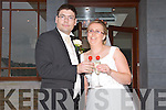Bride's Name: Lisa Owens<br /> Address: Newcastle West<br /> Groom's name: James Mullane<br /> Address: Killoughtine, Newcastle West<br /> Who were married at: (time) 1.30pm<br /> On: (date) 12/10/2013<br /> In: (church) Monagae Church<br /> By: (priest) Fr. Douig<br /> Best Man: (name and relationship) Jimmy Little (best friend)<br /> 1st Bridemaid: (name and relationship) Eta Mullane, friend <br /> Bridesmaids: Eileen O'Neill<br /> Flowergirl: Rachel Walsh<br /> Pageboy: Daniel Mullane<br /> Reception held at: Devon Inn Hotel, Templeglantine<br /> Will reside at: Newcastle West