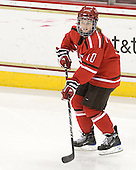 Brooke Fernandez (St. Lawrence - 10) - The visiting St. Lawrence University Saints defeated the Boston College Eagles 4-0 on Friday, January 15, 2010, at Conte Forum in Chestnut Hill, Massachusetts.