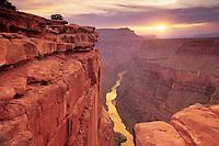 El Gran Cañón de Colorado en Estados Unidos. Fuente: Patrimoniosdelmundo.es