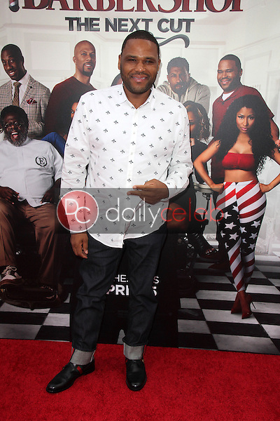 Anthonly Anderson<br /> at the &quot;Barbershop The Next Cut&quot; Premiere, TCL Chinese Theater, Hollywood, CA 04-06-16<br /> David Edwards/Dailyceleb.com 818-249-4998