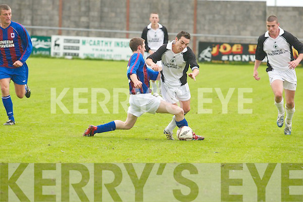 DIVISION 1: Division 1 finalists Tralee Celtic who defeated Sneem by 2-0 in the Div 1 Final at Mounthawk Park.on Sunday