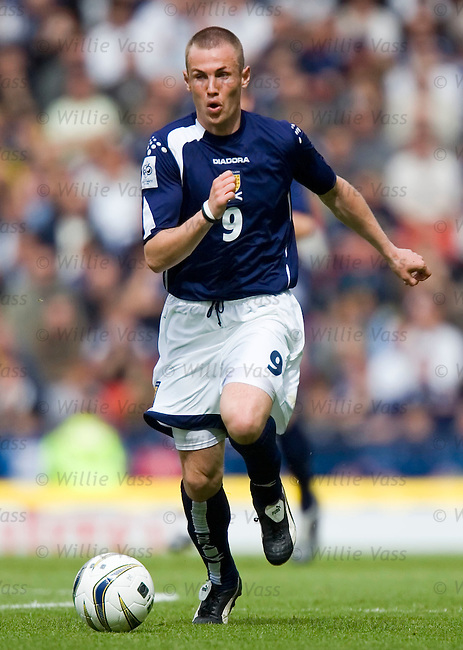 Kenny Miller, Scotland.stock season 2005-2006.pic willie vass