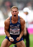 11/08/2017 - IAAF World Athletics Championships - London Olympic Stadium - Stratford - London - UK