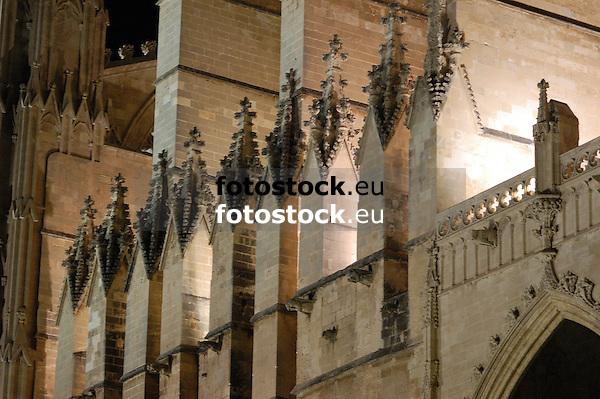 Cathedral La Seu at night<br /> <br /> Catedral La Seu por la noche<br /> <br /> La Seu Kathedrale nachts<br /> <br /> 3008 x 2000 px<br /> 150 dpi: 50,94 x 33,87 cm<br /> 300 dpi: 25,47 x 16,93 cm