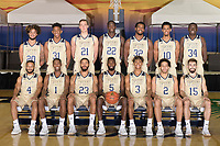 FIU Men's Basketball Team Picture (1/3/18)