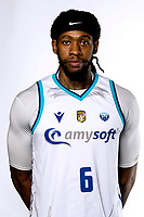 GRONINGEN - Basketbal, Presentatie Donar, Dutch Basketball League, seizoen 2019-2020,  11-09-2019, Donar speler Deshawn Freeman