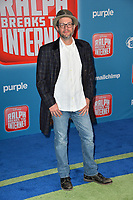 "LOS ANGELES, CA. November 05, 2018: Michael Giacchino at the world premiere of ""Ralph Breaks The Internet"" at the El Capitan Theatre.<br /> Picture: Paul Smith/Featureflash"