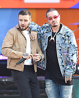 MAY 15 Liam Payne and J Balvin Perform On GMA