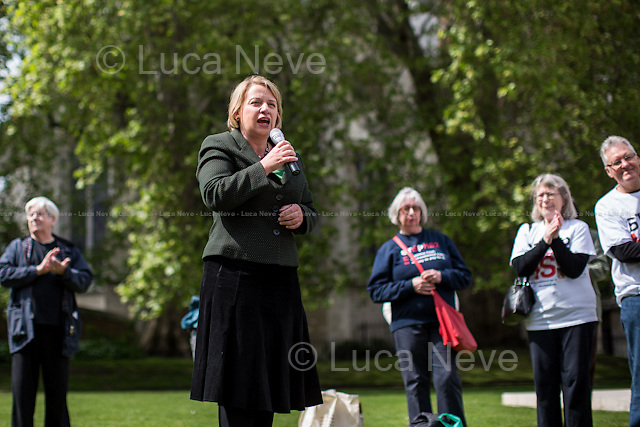 Natalie Bennett (Australian&ndash;British politician and the leader of the Green Party of England and Wales).<br />