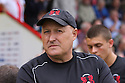 Leyton Orient manager Russell Slade<br />  - Stevenage v Leyton Orient - Sky Bet League 1 - Lamex Stadium, Stevenage - 17th August, 2013<br />  © Kevin Coleman 2013