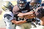 10-25-12 Peninsula vs West Torrance Freshmen Football