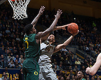 CAL Basketball vs Oregon, February 25, 2015