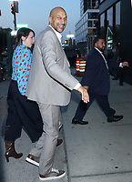 August  06, 2019 Keegan-Michael Key, Elisa Key  attend.Sony Pictures Classics premiere of After The Wedding  at the Regal Essex Crossing in New York. August 06, 2019  <br /> CAP/MPI/RW<br /> ©RW/MPI/Capital Pictures