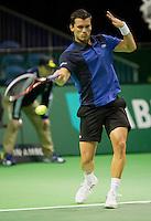 12-02-13, Tennis, Rotterdam, ABNAMROWTT, Tobias Kamke