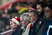 Fleetwood Town fans look on<br /> <br /> <br /> Photographer Richard Martin-Roberts/CameraSport<br /> <br /> The EFL Sky Bet League One - Fleetwood Town v Doncaster Rovers - Wednesday 26th December 2018 - Highbury Stadium - Fleetwood<br /> <br /> World Copyright &not;&copy; 2018 CameraSport. All rights reserved. 43 Linden Ave. Countesthorpe. Leicester. England. LE8 5PG - Tel: +44 (0) 116 277 4147 - admin@camerasport.com - www.camerasport.com