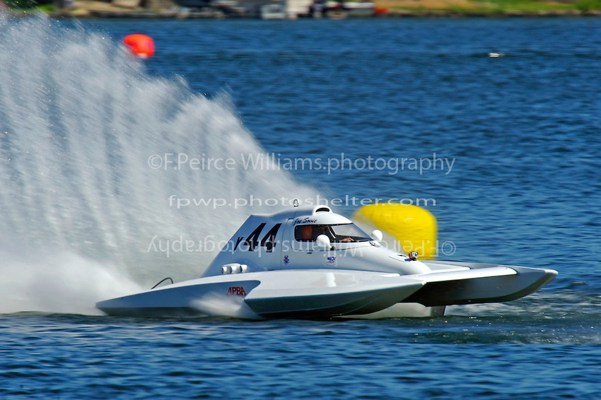 Joe Sovie, Y-44  (1 Litre MOD hydroplane(s)