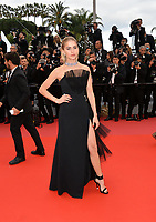 Caroline Daur at the gala screening for &quot;BLACKKKLANSMAN&quot; at the 71st Festival de Cannes, Cannes, France 14 May 2018<br /> Picture: Paul Smith/Featureflash/SilverHub 0208 004 5359 sales@silverhubmedia.com