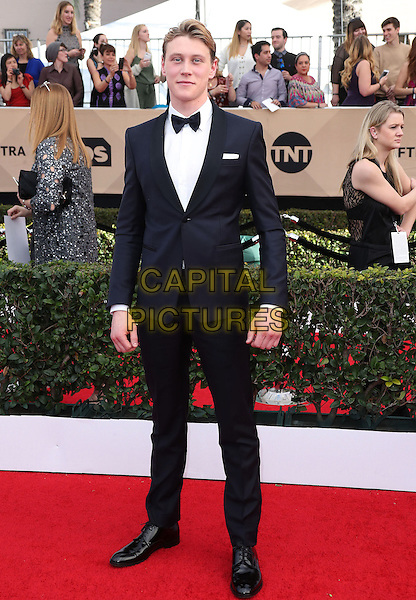 29 January 2017 - Los Angeles, California - George Mackay. 23rd Annual Screen Actors Guild Awards held at The Shrine Expo Hall. <br /> CAP/ADM/FS<br /> &copy;FS/ADM/Capital Pictures