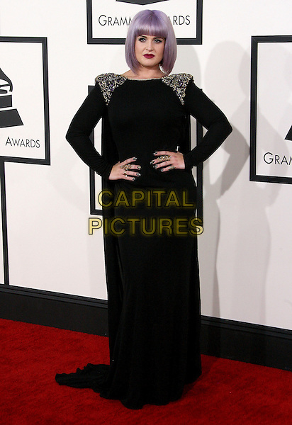 LOS ANGELES, CA - JANUARY 26 - Kelly Osbourne. 56th GRAMMY Awards held at the Staples Center. <br /> CAP/ADM<br /> &copy;AdMedia/Capital Pictures