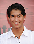 "WESTWOOD, CA. - June 07: Boo Boo Stewart  arrives at ""The Karate Kid"" Los Angeles Premiere at Mann Village Theatre on June 7, 2010 in Westwood, California."