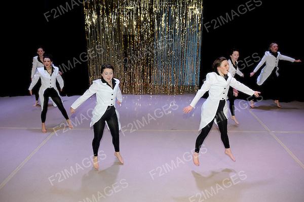 Sutton Academy Dance Rehearsal 11.2.13