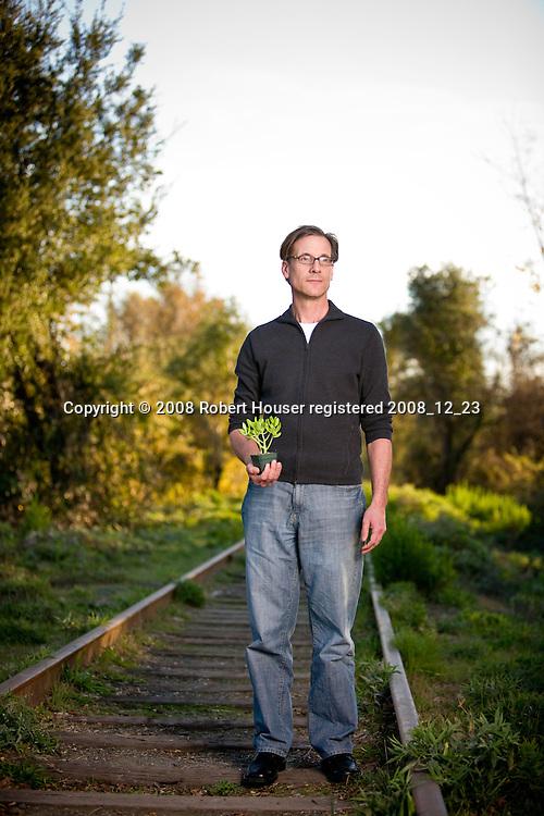 Jib Ellison - BluSkye: Executive portrait photographs by San Francisco - corporate and annual report - photographer Robert Houser.