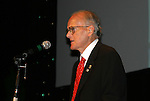 13 November 2004: Lamar Hunt, investor/operator of the Kansas City Wizards, was presented with the 2004 MLS Commissioner's Award. Major League Soccer held their annual Awards Gala at the the Globe Theater at Universal Studios in Hollywood, CA the evening before the league's championship game..