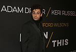 """Brandon Uranowitz attends the Broadway Opening Celebration for Landford Wilson's """"Burn This""""  at Hudson Theatre on April 15, 2019 in New York City."""