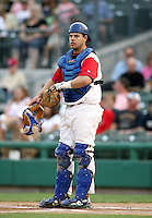 Raul Padron / Stockton Ports..Photo by:  Bill Mitchell/Four Seam Images