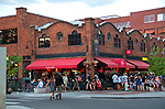 Pearl Street Mall, pedestrian mall, Boulder, Colorado, Boulder merchant, shopping center,