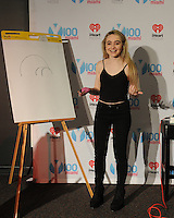 www.acepixs.com<br /> <br /> February 6 2017, Ft Lauderdale<br /> <br /> Sabrina Carpenter made an appearance at I Heart Radio Station Y-100 on February 6, 2017 in Fort Lauderdale, Florida<br /> <br /> By Line: Solar/ACE Pictures<br /> <br /> ACE Pictures Inc<br /> Tel: 6467670430<br /> Email: info@acepixs.com<br /> www.acepixs.com