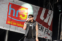 Good Charlotte at Open Flair Festival 2011 in Eschwege. Photo by Ruediger Knuth.